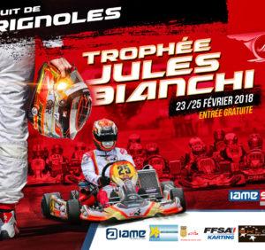 30/10/2017 : Trophée Jules Bianchi – IAME SERIES FRANCE