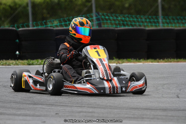 Karting Coupe de Marque KFS France