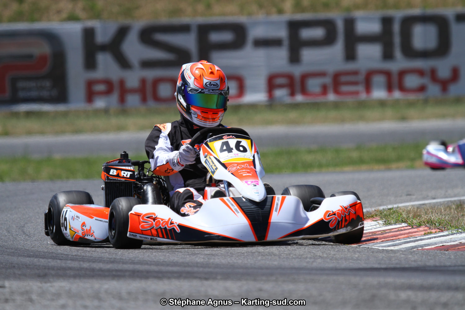 Karting Coupe de Marque Rotax  DD2 France