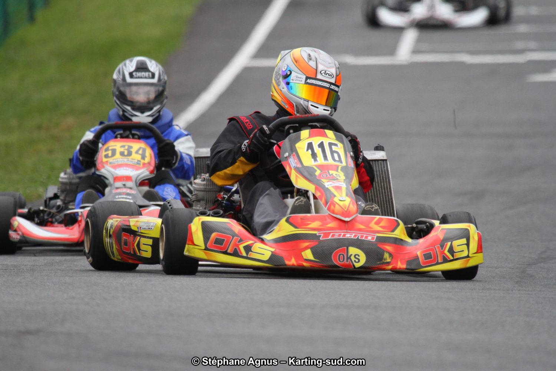 Catégorie Karting Senior Cup France
