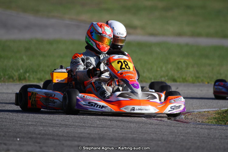 Catégorie Karting Nationale France