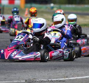 Championnat de France Rotax et Junior – Coupe de France Nationale à Muret – Les photos