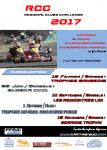 Trophée Cévenol Rouveyran Pneus – Alès, dimanche 1er octobre 2017