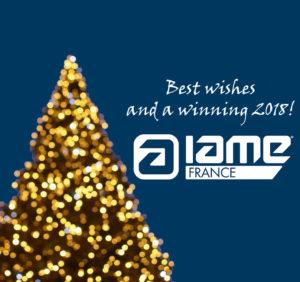 Les vœux de IAME France et Victory Concept