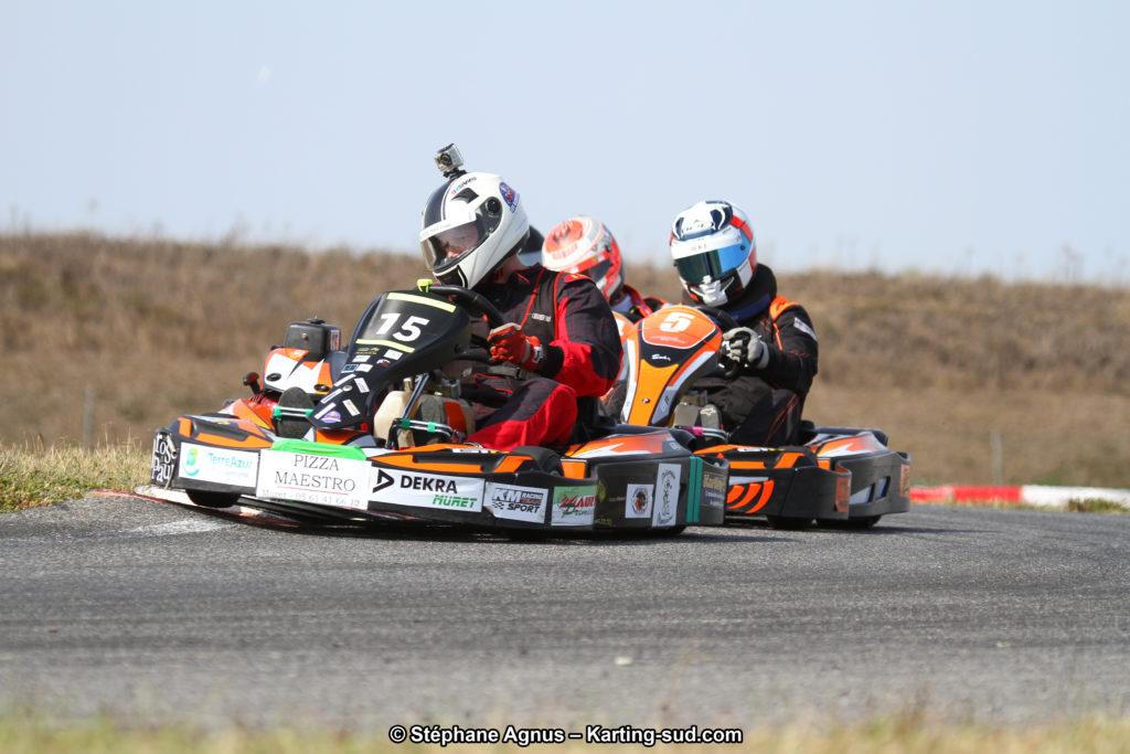 Débuter en Karting Loisir 4T