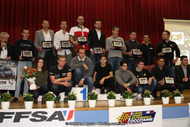 Remise des Prix 2017 Karting Midi-Pyrénées