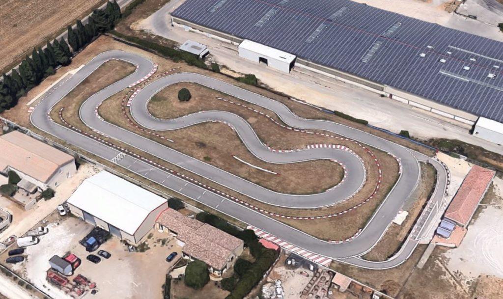 Circuit Sud Karting