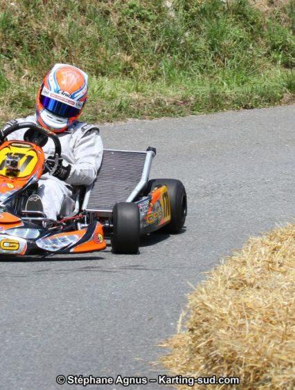 Course de Côte de Karting à Séniergues du 21 & 21 septembre