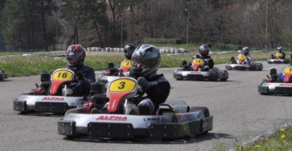 2ème course du Challenge Grand Nîmes à Alès
