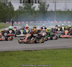 Championnat du Sud 2018 – Classement final
