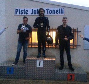 Challenge Grand Nîmes – 3ème épreuve sur la piste Julie Tonelli