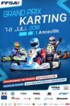 CHAMPIONNATS ET COUPES DE FRANCE – ANNEVILLE – 7 & 8 JUILLET – Dossier de présentation FFSA Karting Anneville