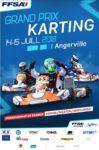 CHAMPIONNAT DE FRANCE – ANGERVILLE – 14 & 15 JUILLET – Dossier de présentation FFSA Karting Angerville
