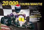 KARTING HISTORIQUE - Le Karting 100cm3 est de retour pour les 20.000 tours/minute au Mans !
