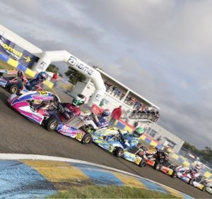 IAME Series France – Escapade en Lombardie