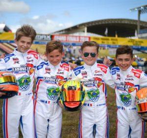 ROTAX MAX CHALLENGE GRAND FINALS 2018 – CONDE PARAIBA, BRESIL – Quatre jeunes espoirs tricolores au Mondial Rotax
