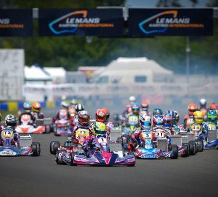 KARTING – OK & OK-JUNIOR 2019    Deux épreuves FFSA pour préparer les Championnats d'Europe FIA Karting 2019 en France