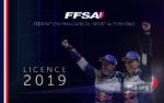 Demandes de licences FFSA 2019