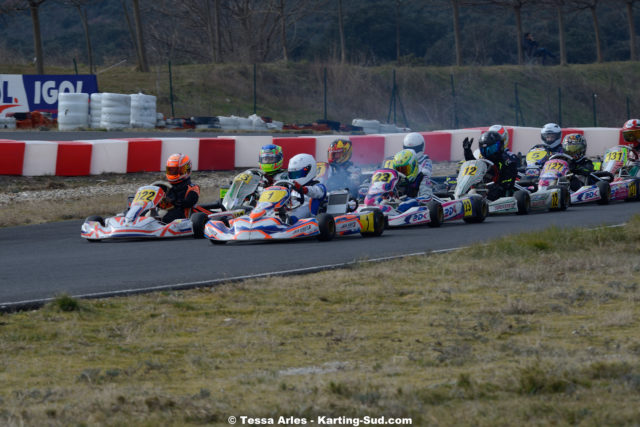Trophée Gangeois 2019 - Tessa Arles - Karting-Sud.com
