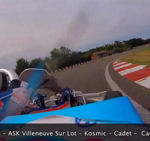 Un tour du circuit de Caudecoste avec Jules Xuereb
