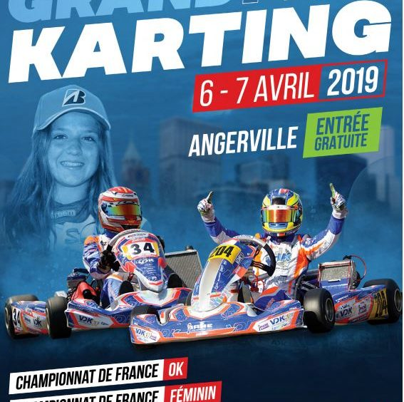 CHAMPIONNATS & COUPE DE FRANCE KARTING