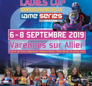 Ladies Cup 2019 à Varennes sur Allier