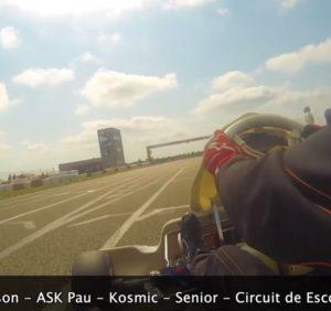 Un tour du circuit d'Escource avec Yannick Desson
