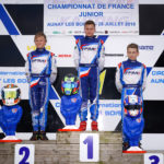 CHAMPIONNAT DE FRANCE JUNIOR KARTING - AUNAY - 27 & 28/07/2019