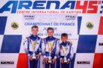 CHAMPIONNAT DE FRANCE JUNIOR KARTING - VALENCE - 13 & 14/07/2019