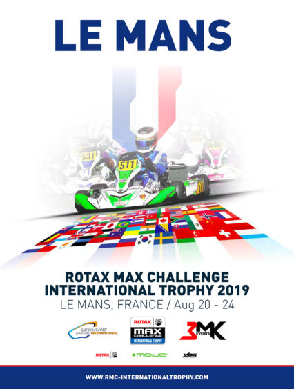 ROTAX MAX CHALLENGE INTERNATIONAL TROPHY – LE MANS
