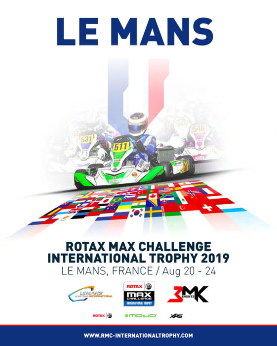 ROTAX MAX CHALLENGE INTERNATIONAL TROPHY – LE MANS