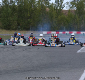 Course Club du 6 septembre à Muret