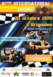 6ème International Trophy à Brignoles le 20 octobre 2019 – Les résultats