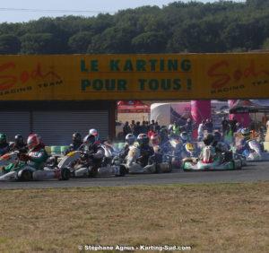 Trophée Karting Ufolep Nouvelle Aquitaine 2021 – L'épreuve d'ouverture à Layrac est reportée