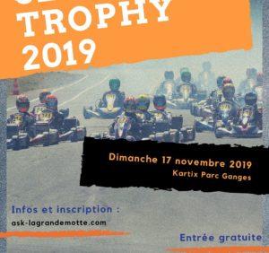 Seranne Trophy 2019 – Course clubs – Ganges (34) – Mise à jour des horaires