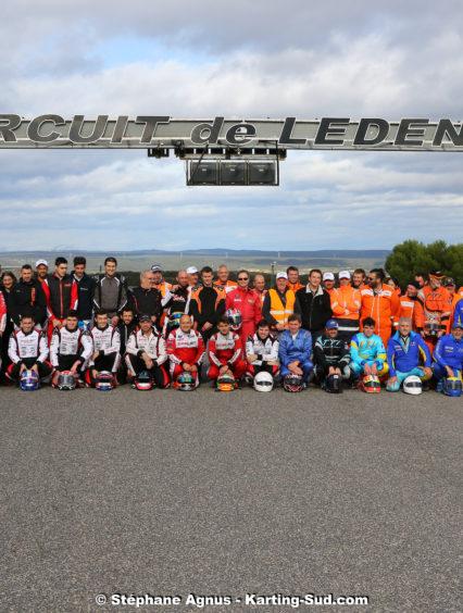 Championnat de France KZ2 Long Circuit et Trophée Long Circuit TTI Carbone à Lédenon – Les photos