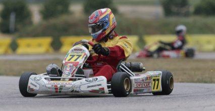 La journée d'entrainement Formule 20.000 du 8 décembre au circuit Alain Prost annoncée sur Sweet FM