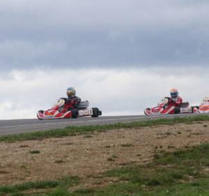 Champion de France en auto et en karting la même année : une première ?