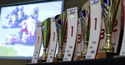Remise des Prix du Championnat du Sud et des Championnats de Ligues – Les photos
