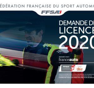 Le 4 janvier, prise de licences FFSA 2020 à l'ASK 31