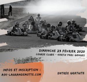 Trophée Gangeois – Ganges (34) – 23 Fevrier 2020