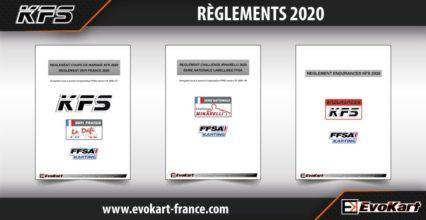 Trophée KFS – les règlements 2020 sont disponibles