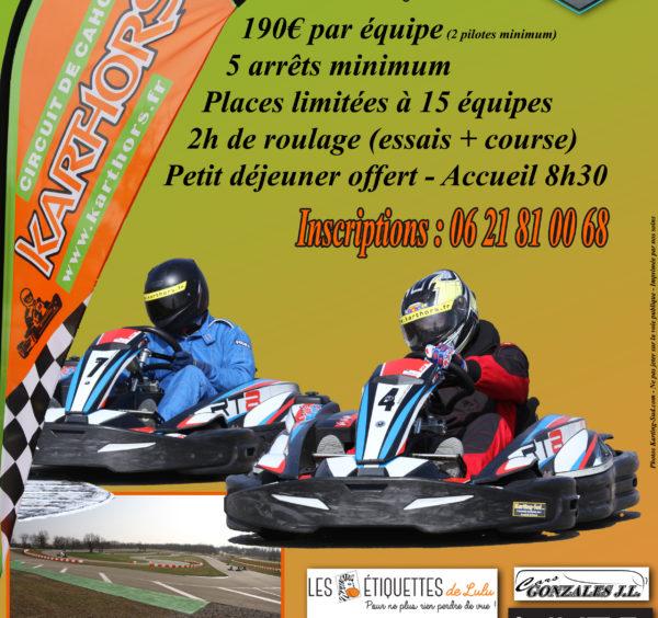 Course Les Razbitumes au circuit de Karthors le 28 juin