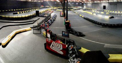 Un tour du circuit DéfiKart Toulouse aux Minimes avec Jonathan Caron
