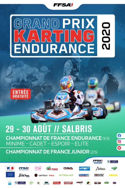 CHAMPIONNAT DE FRANCE ENDURANCE - Ne résistez pas aux charmes de l'Endurance !