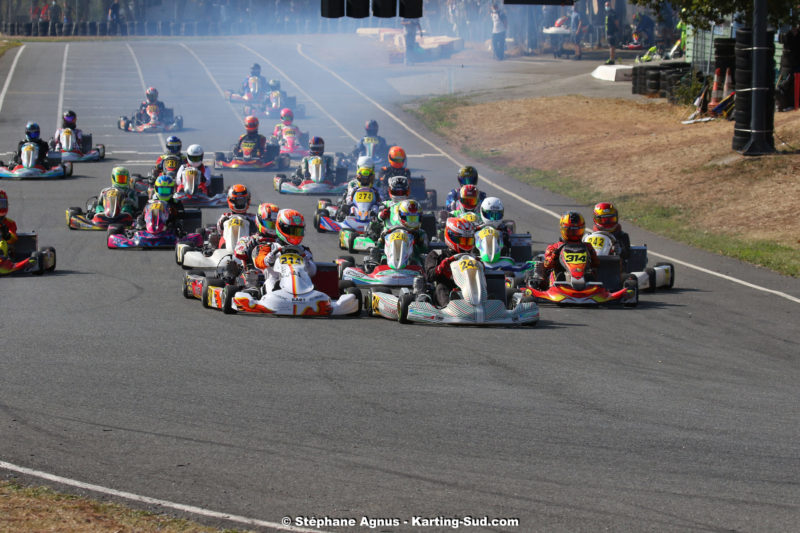 Karting Sud.  Calendrier 2021 de la ligue Occitanie Pyrénées