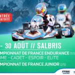 CHAMPIONNAT DE FRANCE ENDURANCE 1/3