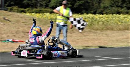 Première épreuve du Trophée UFOLEP Nouvelle aquitaine 2020 sur le circuit de SAINT GENIS DE SAINTONGE (17)
