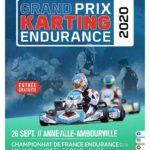 CHAMPIONNAT DE FRANCE ENDURANCE 2/3 - 2e round à Anneville-Ambourville
