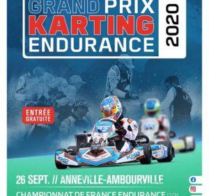 CHAMPIONNAT DE FRANCE ENDURANCE 2/3 – 2e round à Anneville-Ambourville